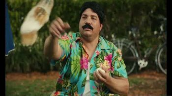 Jim Beam TV Spot, 'Baseball Tradition: Throw It Back' Featuring Bartolo Colón - Thumbnail 7