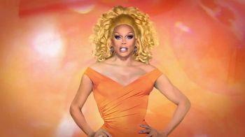 Paramount+ TV Spot, 'RuPaul's Drag Race: All Stars' - 2 commercial airings