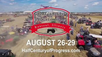 Half Century of Progress Show TV Spot, '2021 Show'