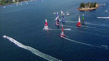 Rolex TV Spot, 'Bring Out the Best in Sport: SailGP F50'