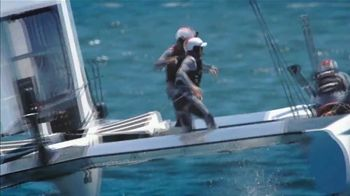 Rolex TV Spot, 'Bring Out the Best in Sport: SailGP F50' - Thumbnail 5