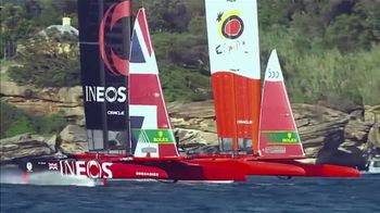 Rolex TV Spot, 'Bring Out the Best in Sport: SailGP F50' - Thumbnail 7