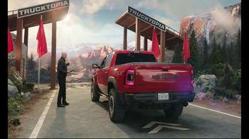 2021 Ram 1500 TRX TV Spot, 'Trucktopia: Power' Featuring Scott Van Pelt [T1] - Thumbnail 10