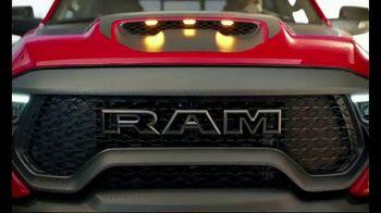 2021 Ram 1500 TRX TV Spot, 'Trucktopia: Power' Featuring Scott Van Pelt [T1] - Thumbnail 4
