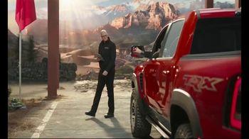 2021 Ram 1500 TRX TV Spot, 'Trucktopia: Power' Featuring Scott Van Pelt [T1] - Thumbnail 5