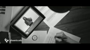 University of Phoenix TV Spot, 'Any Hour' - Thumbnail 5