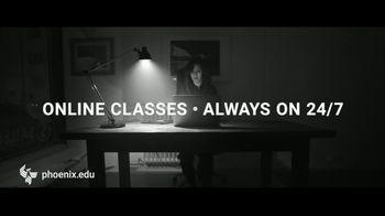 University of Phoenix TV Spot, 'Any Hour' - Thumbnail 8