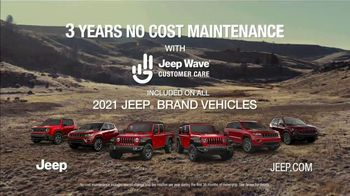 Jeep TV Spot, 'No Limits' Song by FITZ [T1] - Thumbnail 6