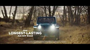 Jeep TV Spot, 'No Limits' Song by FITZ [T1] - Thumbnail 4