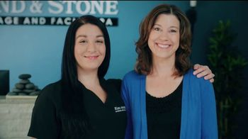 Hand & Stone TV Spot, 'Mother's Day: Hooked: $20 off Gift Cards' - Thumbnail 4