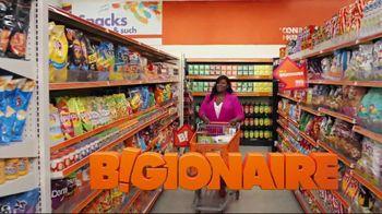 Big Lots TV Spot, 'Bigionaire: BOGO Big' Featuring Retta - Thumbnail 2
