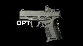 Springfield Armory XD-S Mod.2 OSP TV Spot, 'Optics Ready'