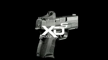 Springfield Armory XD-S Mod.2 OSP TV Spot, 'Optics Ready' - Thumbnail 2