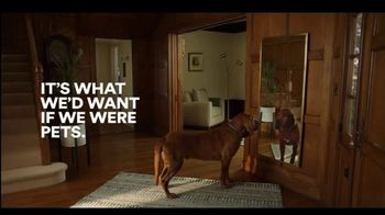 PETCO TV Spot, 'It's What We'd Want if We Were Pets: High Quality Nutrition'