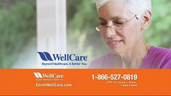 WellCare Health Plans TV Spot, 'Little Card, Big Benefits: $0 Monthly Premium'
