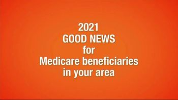 WellCare Health Plans TV Spot, 'Little Card, Big Benefits: $0 Monthly Premium' - Thumbnail 1