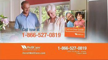 WellCare Health Plans TV Spot, 'Little Card, Big Benefits: $0 Monthly Premium' - Thumbnail 6