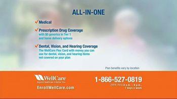 WellCare Health Plans TV Spot, 'Little Card, Big Benefits: $0 Monthly Premium' - Thumbnail 3