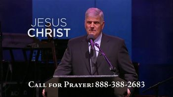 Billy Graham Evangelistic Association TV Spot, 'Power of the Gospel' Featuring Franklin Graham - Thumbnail 4