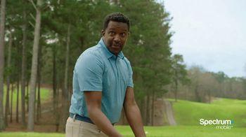 Spectrum Mobile TV Spot, 'Golf Videos'