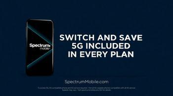 Spectrum Mobile TV Spot, 'Golf Videos' - Thumbnail 6