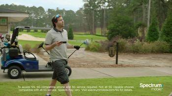 Spectrum Mobile TV Spot, 'Golf Videos' - Thumbnail 1
