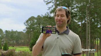 Spectrum Mobile TV Spot, 'Golf Videos' - Thumbnail 4