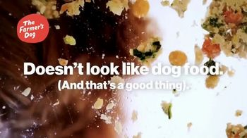 The Farmer's Dog TV Spot, 'Doesn't Look Like Dog Food'