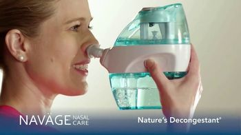 Navage TV Spot, 'How to Clean Your Nose'