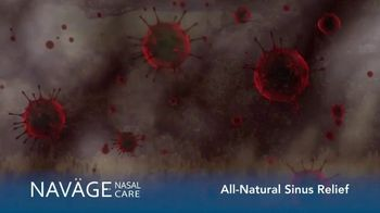 Navage TV Spot, 'How to Clean Your Nose' - Thumbnail 2