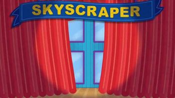 Noggin TV Spot, 'Word Play: Skyscraper' - Thumbnail 2