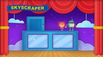 Noggin TV Spot, 'Word Play: Skyscraper' - Thumbnail 9
