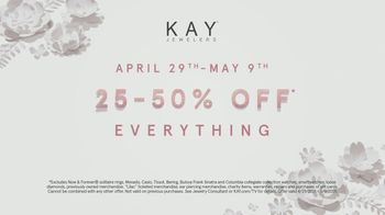 Kay Jewelers TV Spot, 'Mother's Day: 25 to 50% Off Everything' - Thumbnail 3