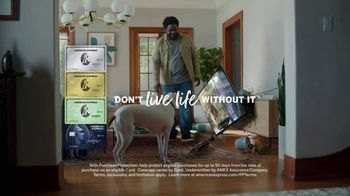 American Express TV Spot, 'Membership: Squirrel' - Thumbnail 5