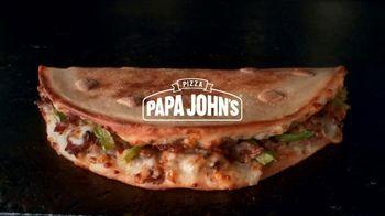 Papa John's Papadia TV Spot, 'What's a Papadia?' - Thumbnail 1