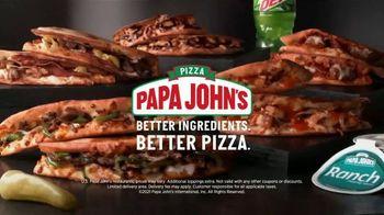 Papa John's Papadia TV Spot, 'What's a Papadia?' - Thumbnail 8