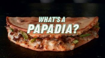 Papa John's Papadia TV Spot, 'What's a Papadia?' - Thumbnail 2