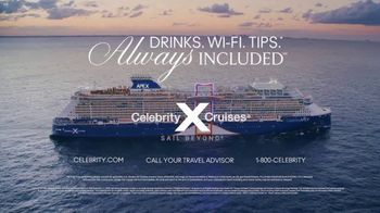 Celebrity Cruises TV Spot, 'Debuting Sailings From Athens This Summer' - Thumbnail 9