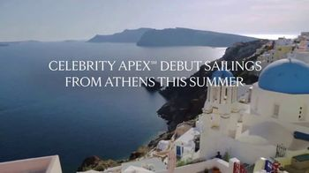Celebrity Cruises TV Spot, 'Debuting Sailings From Athens This Summer' - Thumbnail 8