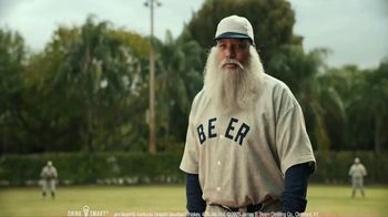 Jim Beam TV Spot, 'Beer Is Extremely Old School' Featuring Bartolo Colón