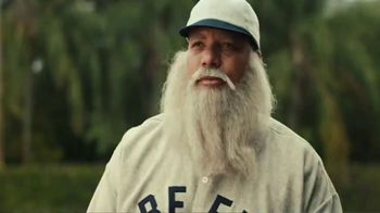 Jim Beam TV Spot, 'Beer Is Extremely Old School' Featuring Bartolo Colón - Thumbnail 1