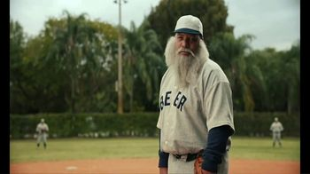 Jim Beam TV Spot, 'Beer Is Extremely Old School' Featuring Bartolo Colón - Thumbnail 5