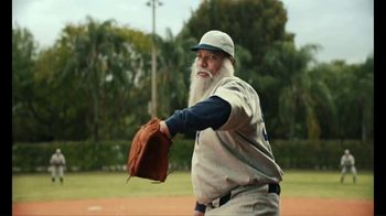 Jim Beam TV Spot, 'Beer Is Extremely Old School' Featuring Bartolo Colón - Thumbnail 7