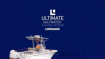 Lowrance HDS Live TV Spot, 'Elevate Your Fishing Experience' - Thumbnail 1