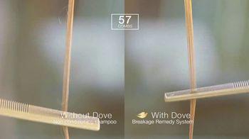 Dove Breakage Remedy TV Spot, 'Free of Breakage Worries' - Thumbnail 5