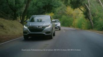 Honda Dream Garage Spring Event TV Spot, 'CR-V and HR-V' Song by Danger Twins [T2] - Thumbnail 2