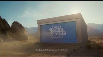 Honda Dream Garage Spring Event TV Spot, 'Pilot, Passport and Ridgeline' Song by Danger Twins [T2] - Thumbnail 1