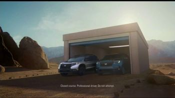 Honda Dream Garage Spring Event TV Spot, 'Pilot, Passport and Ridgeline' Song by Danger Twins [T2] - Thumbnail 2