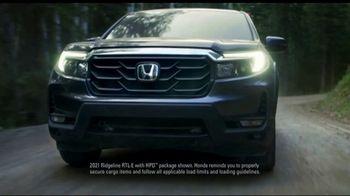 Honda Dream Garage Spring Event TV Spot, 'Pilot, Passport and Ridgeline' Song by Danger Twins [T2] - Thumbnail 3