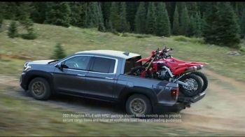 Honda Dream Garage Spring Event TV Spot, 'Pilot, Passport and Ridgeline' Song by Danger Twins [T2] - Thumbnail 4